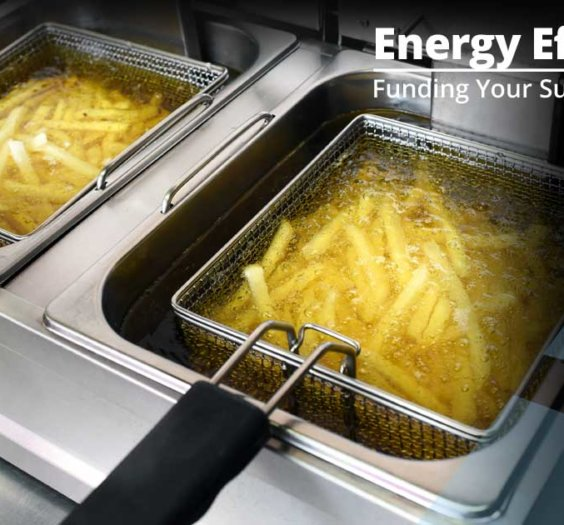 The Dish on Energy-Efficient Commercial Fryers