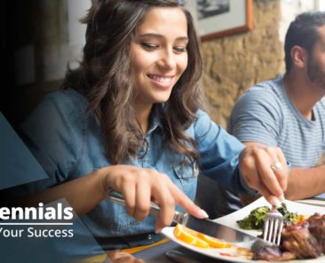 How Are Millennials Eating?
